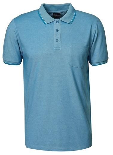 Altınyıldız Classics Tişört Mavi